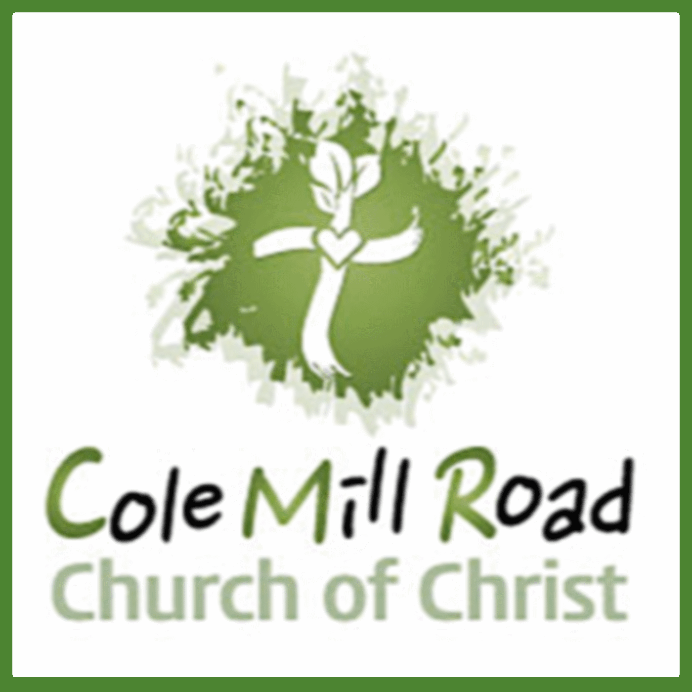 Sermons from Cole Mill Road Church of Christ